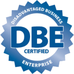 DBE Certified - Disadvantaged Business Enterprise
